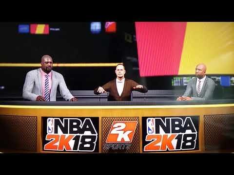PhillipForeman07: NBA 2K18 NEW Gameplay!! Cavaliers vs Celtics  (Part 1)