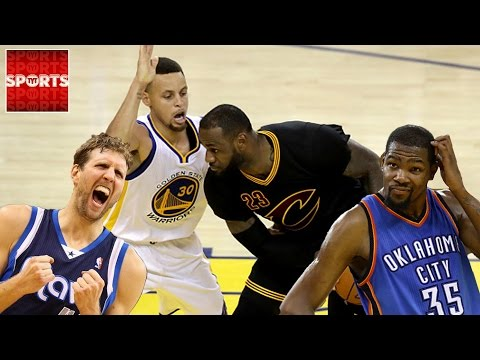 What's Next for the WARRIORS and CAVS [Would LeBron Leave? Durant/Dirk to the Warriors?]
