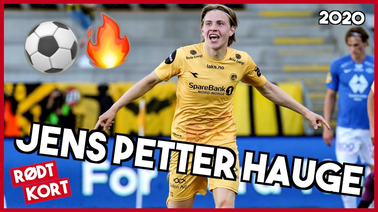 This Is Jens Petter Hauge 2020 Youtube