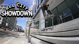 All City Showdown 2015: Uprise
