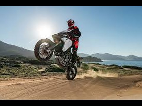 How 2017 New Bike Honda X-ADV maxiscooter adventure first