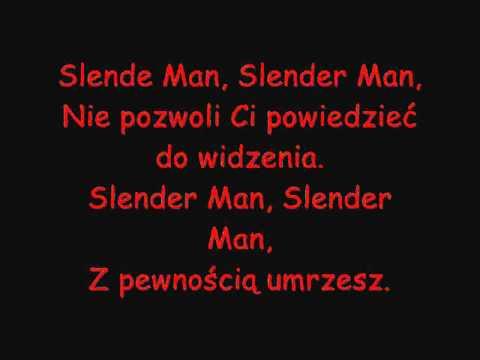 Slender Man Song [Napisy PL]