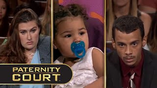 Woman Claims She Only Slept With One Man Resembling Her Baby (Full Episode)   Paternity Court