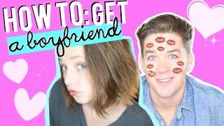 HOW TO GET A BOYFRIEND FT ALEXIS G ZALL | Kenzie Elizabeth