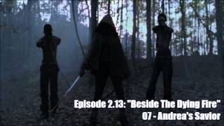 The Walking Dead - Season 2 OST - 2.13 - 07: Andrea