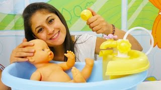 #Eğiticiçocukoyunları. Ayşe, Loli ve bebek Gül meyve sebze ayırtılıyor. #Yemekyapmaoyunu.