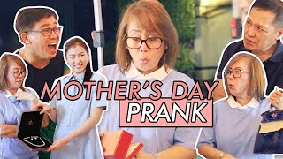 Mother's Day Prank by Alex Gonzaga