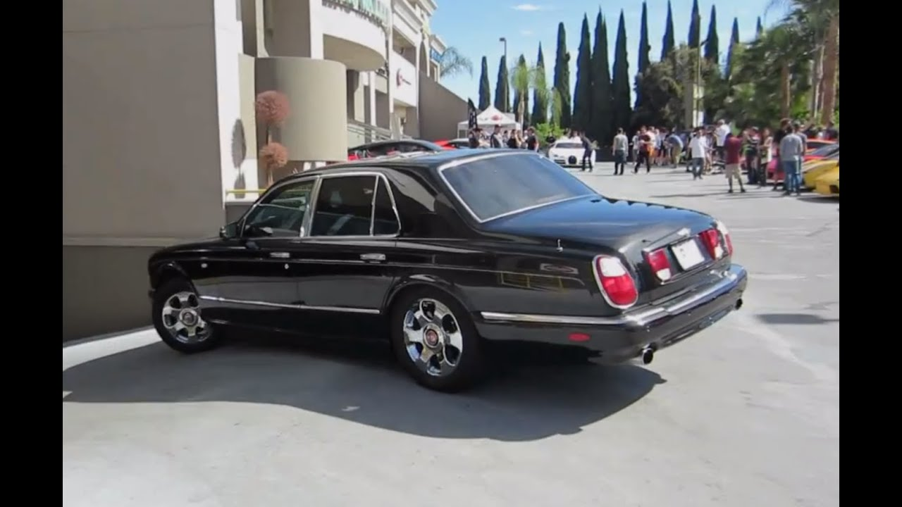 Bentley arnage red label youtube bentley arnage red label vanachro Images