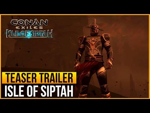 Isle of Siptah My Teaser Trailer   Conan Exiles