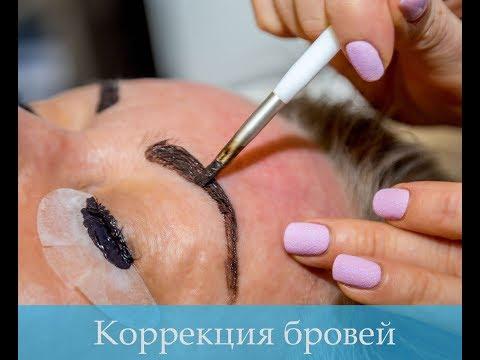 Москва Салон Красоты Da Vinci SPA 10 01 19 720р БРОВИ
