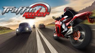 Driving The Fastest Motorbike In Traffic Rider Gameplay Ios / Android Hd