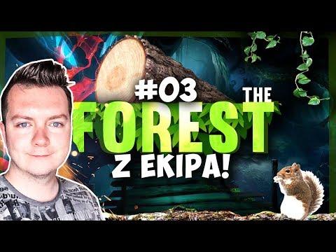 THE FOREST Z EKIPĄ #03 - NO I MAMY PROBLEM! | SEZON 3 | Vertez, DonDrake, Swiatek