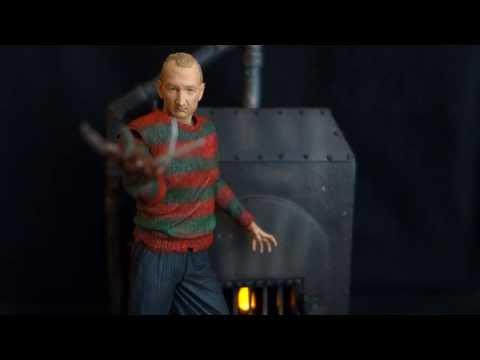 """Freddy Krueger Springwood Slasher"" NECA Freddy's Dead: The Final Nightmare [wave 4]"