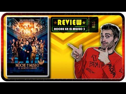 Review película NOCHE EN EL MUSEO 3 (2014)    El museo más real del mundo!