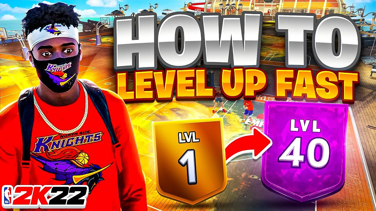 Download HOW TO REP/LEVEL UP FAST in NBA 2K22 CURRENT GEN + NEXT GEN! FASTEST XP METHOD to HIT LEVEL 40 FAST