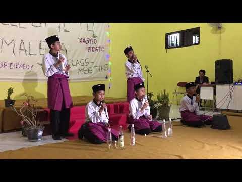 Nasyid kelas 7 Ibnu Sina Dea Malela (Juara 1)