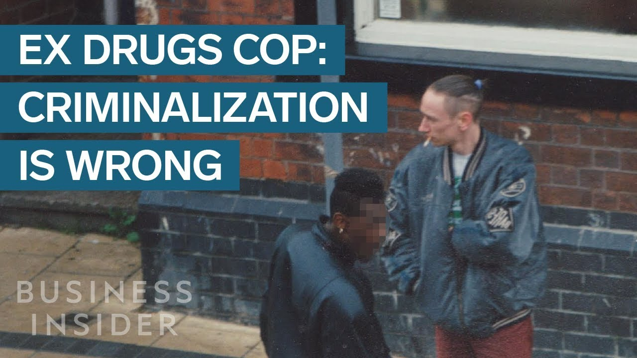 An Ex-Police Officer On Why It's Wrong To Criminalize Drug Users