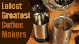 Top 5 One Cup Coffee Makers New Innovations!