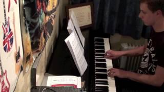 Dan Peat - Loeillet - Gigue in E Minor