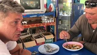 Высокое искусство тайской кухни - пробуем курицу с кешью в маленьком ресторане