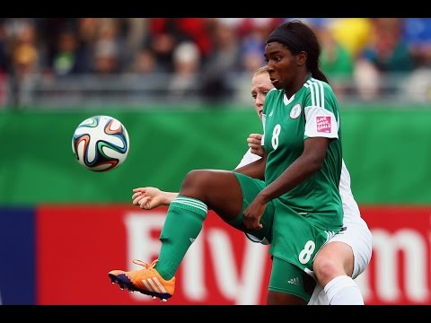 Nigeria v. New Zealand, Canada 2014 HIGHLIGHTS