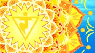 Extremely Powerful | Solar Plexus Chakra Meditation Music | Manipura Activation