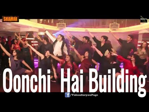 oonchi-hai-building|-lift-teri-bandh-hai-|full-|song|-dance|-shiamak-london-bollywood-rocks-2018