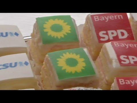 Teste a Merkel nas eleições bávaras