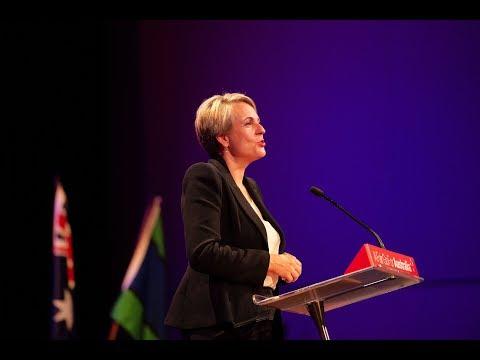 Tanya Plibersek - Labor's Enduring Values