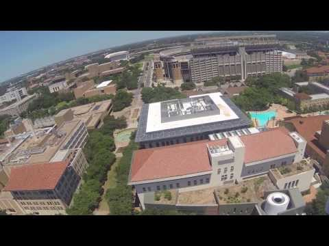 University of Texas Austin Student Activity Center and Liberal Arts II
