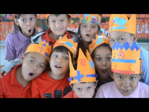 Mon Plaisir Basisschool Aruba klas 2a Fitlala Koningsspelen 2018