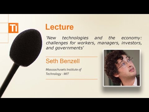 Lecture: Seth Benzell (Masssachusets Institute of Technology - MIT)