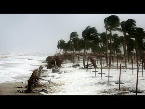 Oman and yemen  Cyclone Luban Update