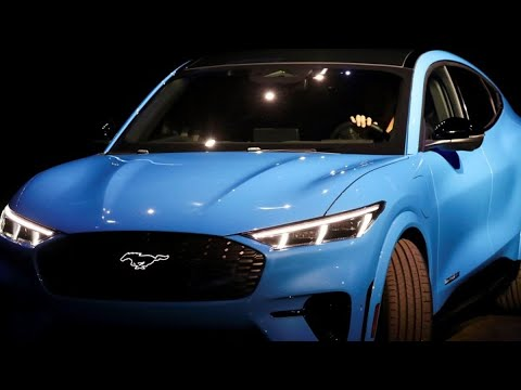 AM Tampa Bay - Jeff Monosso-Ford Unveils an Electric Mustang: is it to compete with Tesla?