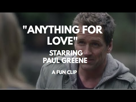 Scene for Anything for love
