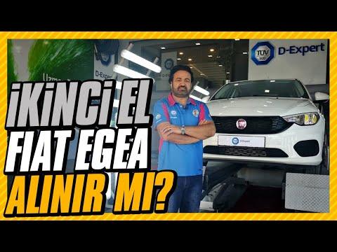 İkinci el Fiat Egea alınır mı? Artıları, eksileri, kronik sorunları