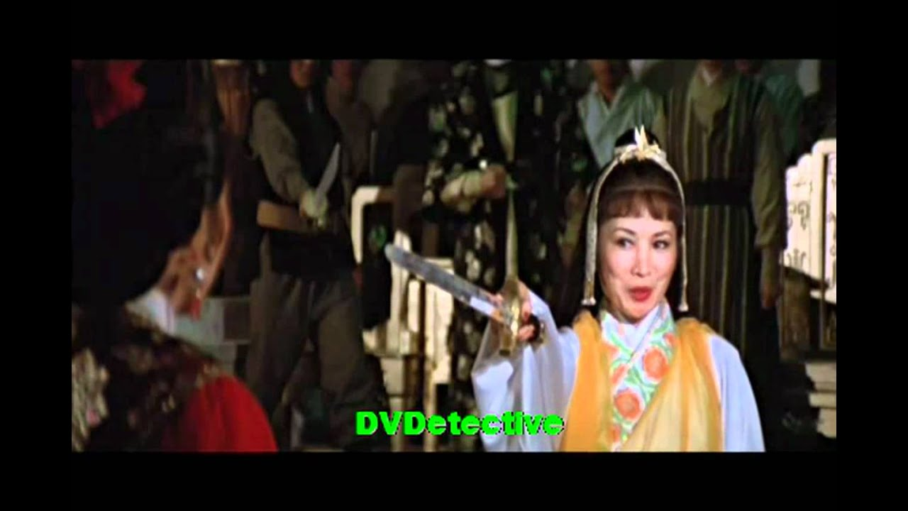 Shaw Brothers Roving Swordsman Trailer