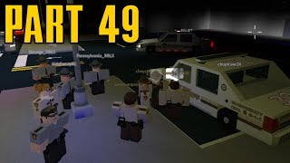 Roblox Mano County Patrol Part 49 | Fist Fight! |