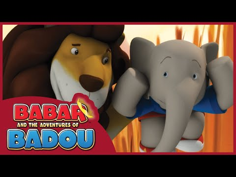 Babar And The Adventures Of Badou | Gone Wild/Operation Secret Suitcase - Ep. 10