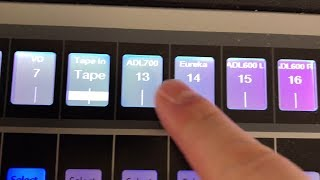 Naming Channels and User Fader Layer   Presonus StudioLive 24 Series III