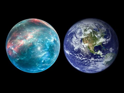 15 Earth Like Exoplanets that May Support Life