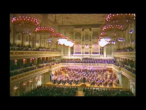 Leonard Bernstein on Beethoven and the late Bernstein 1989 in Berlin