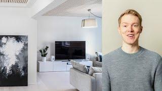 Värisilmän Tunnetila-sisustuspalvelu uudisti Tonin kodin
