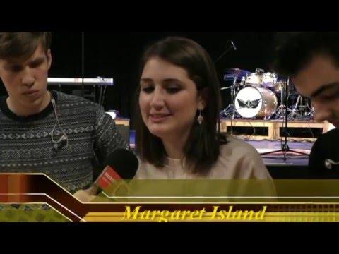 Margaret Island koncert (részlet) a Csabagyöngye Kulturális Központban 2016 03 04