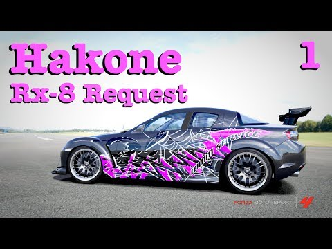 1 | WMMT | RX-8 | Hakone Inbound/Outbound Upload Request