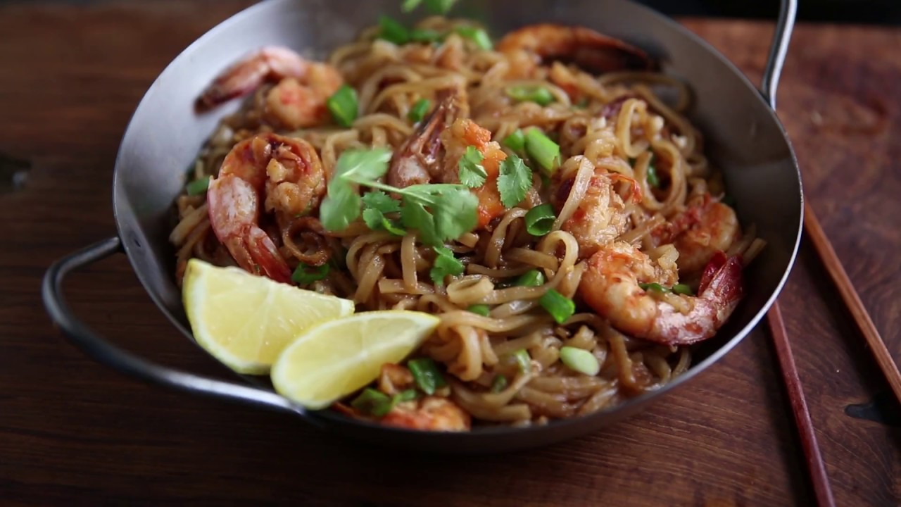 Thai Kitchen Pad Thai Pad Thai  Marions Kitchen  Youtube