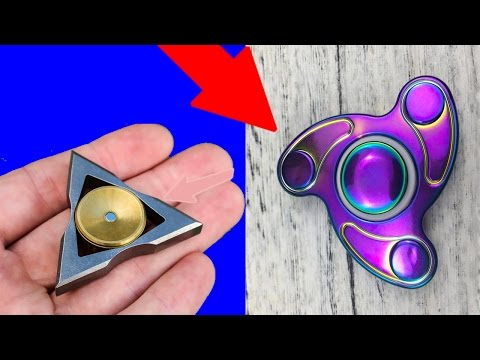 Top 5 FIDGET SPINNERS ($5 FIDGET SPINNER Vs $5000 FIDGET SPINNER  Fidget Spinner Fidget Spinner