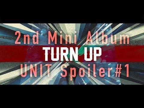 GOT7 『TURN UP』UNIT Spoiler #1