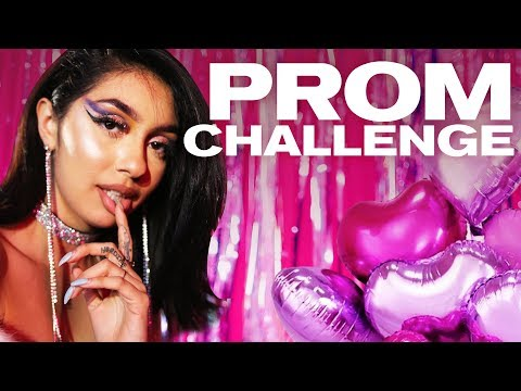 Finding Esme's Perfect PROM Dress! ~ NAYVA Ep #25 ~ BEAUTY & FASHION - Видео онлайн