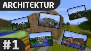 Minecraft Architektur #1